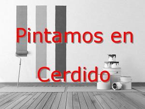 Pintor Coruña Cerdido