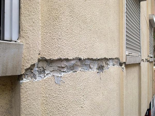 Reparación de grietas en La Coruña